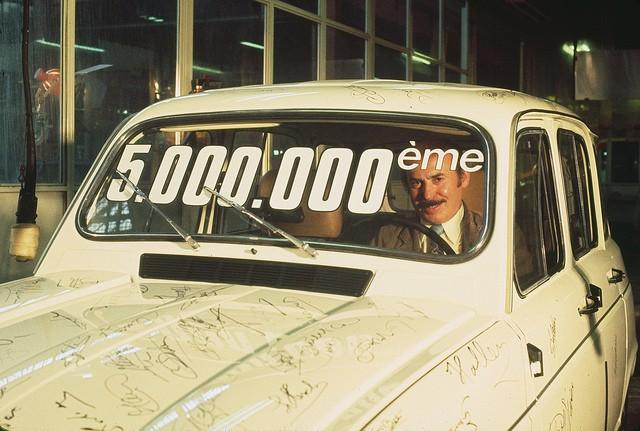 5ème Renault 4L